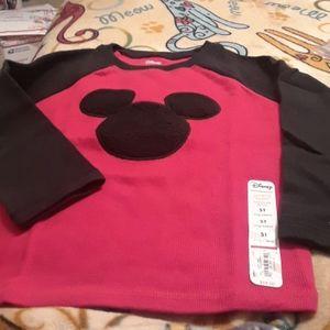 NWT Disney Mickey Mouse t-shirt